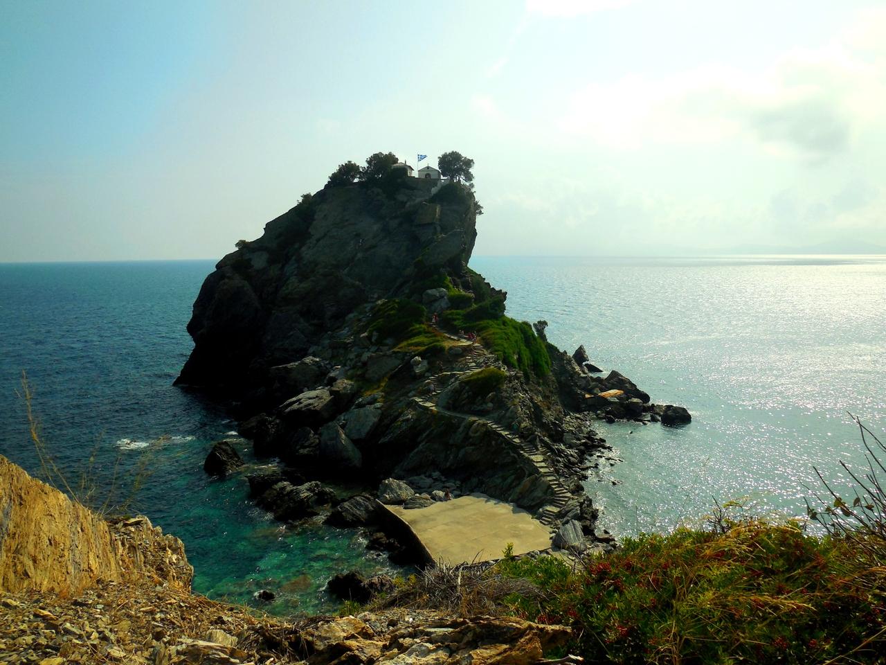 Skopelos - ostrov Mamma Mia a nádherných pláží