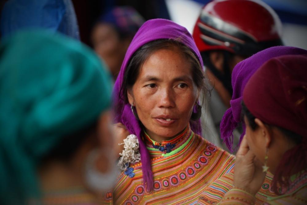 Do Sapy za tradičním národy Vietnamu