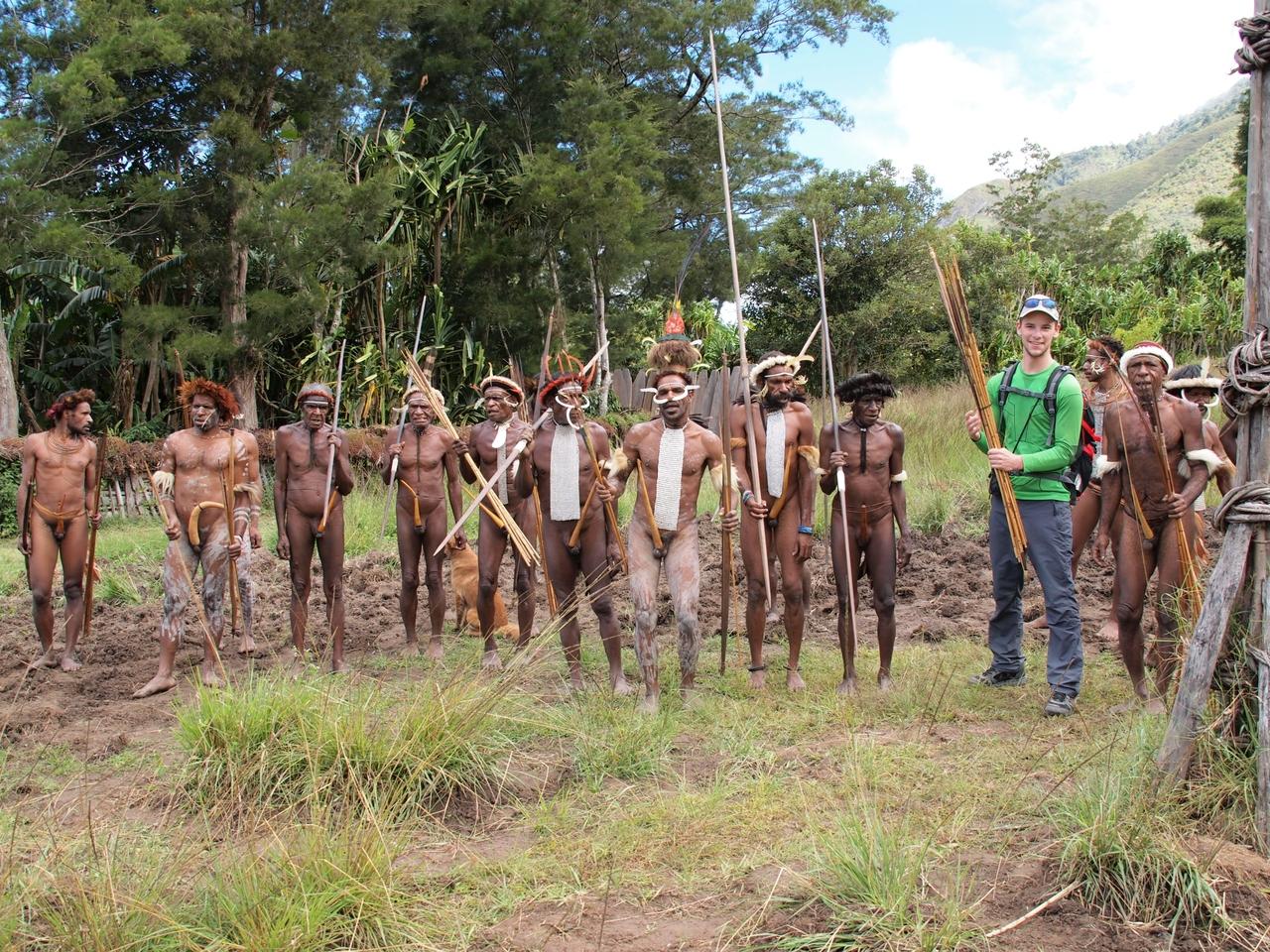 Papua aneb země rituálů