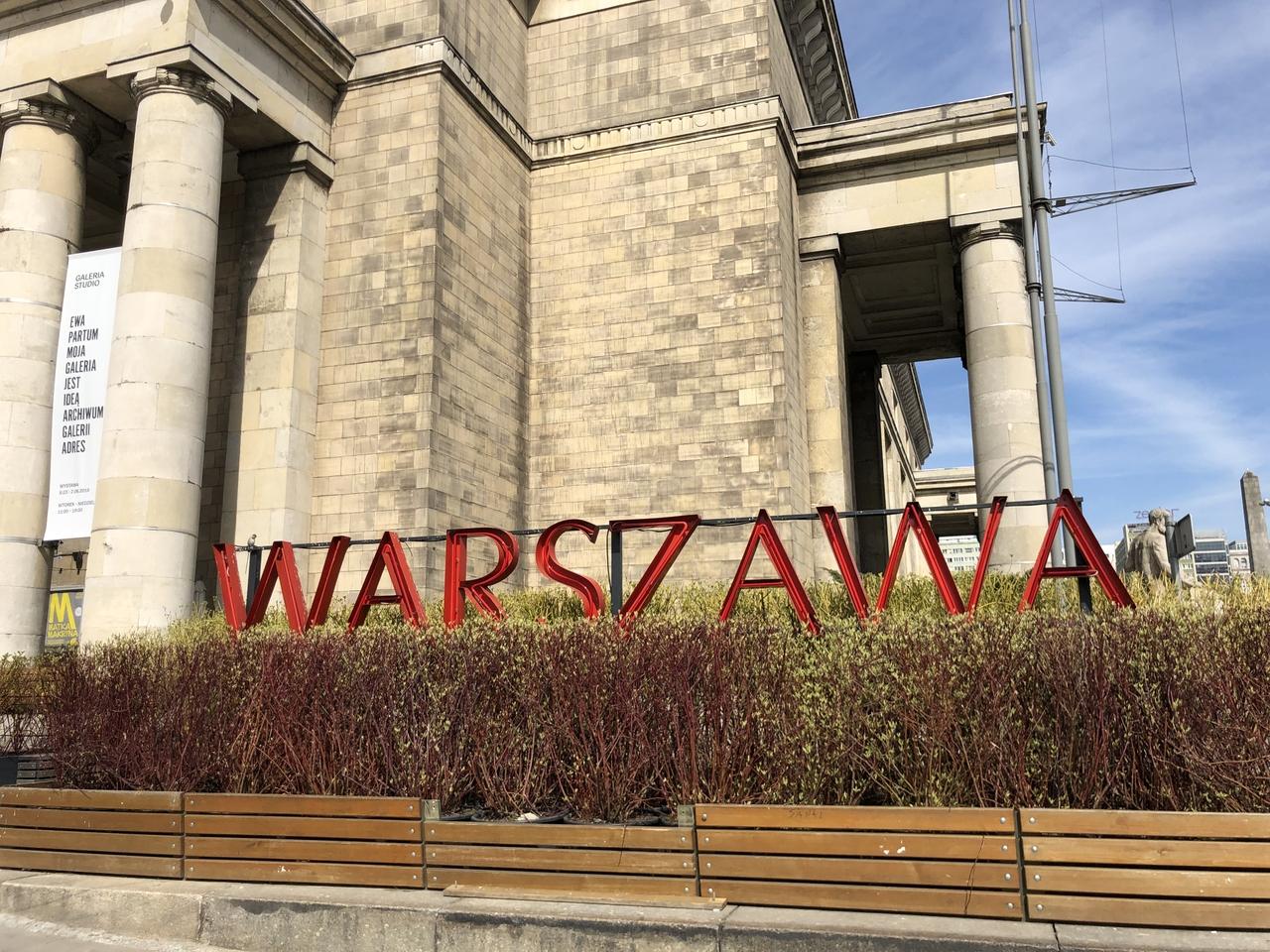Do Varšavy nejen na fotbal