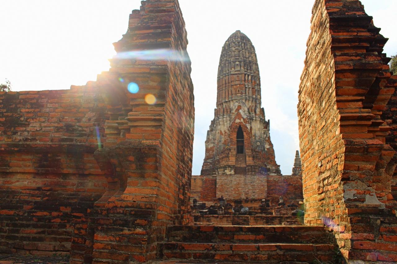 Thajsko aneb dva měsíce v zemi tisíce chrámů