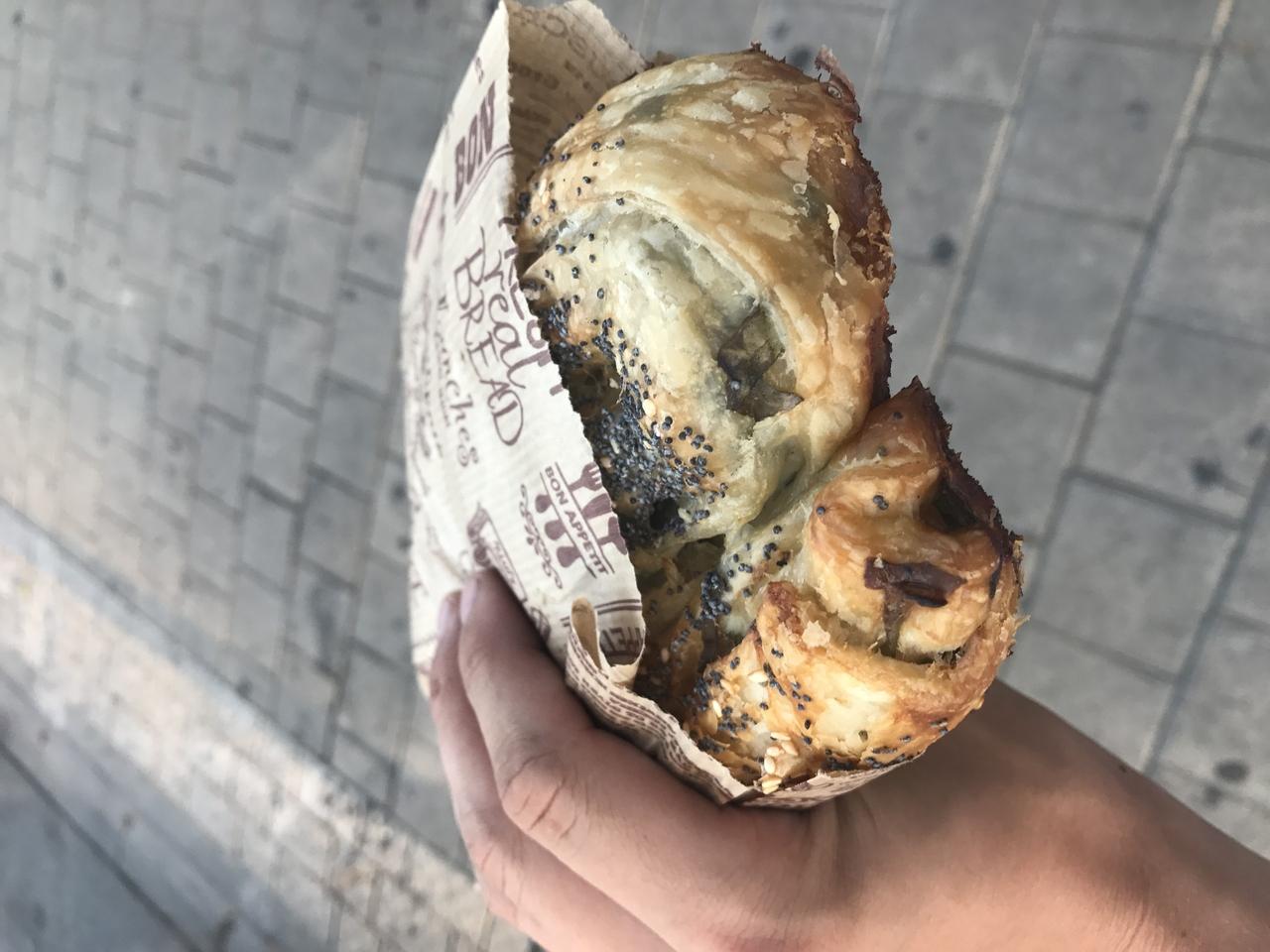 Jídlo v Izraeli (140kč)