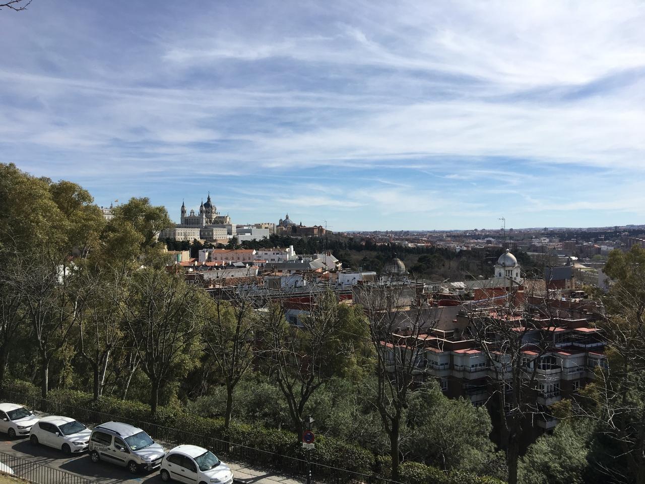 Madrid, Sevilla a Valencia za pět dní (Velikonoce 2018)