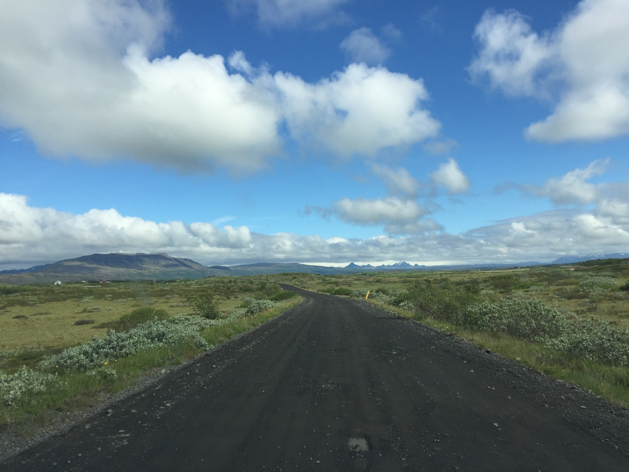 Otočka na Islandu 2018