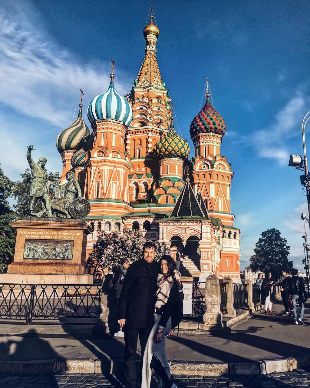 Chrám Vasila Blaženého na Rudém náměstí