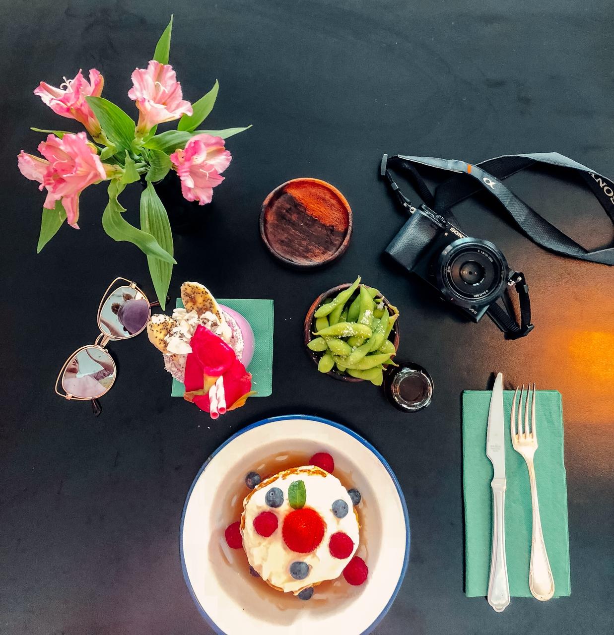 Food tip: Kavárny v Barceloně