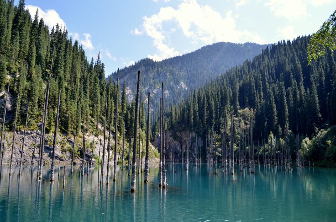 Kazachstán? Přátelští lidé, krásná příroda a spousta míst k vidění