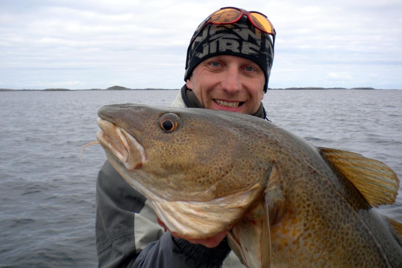 Zkušenosti z rybaření v norských fjordech