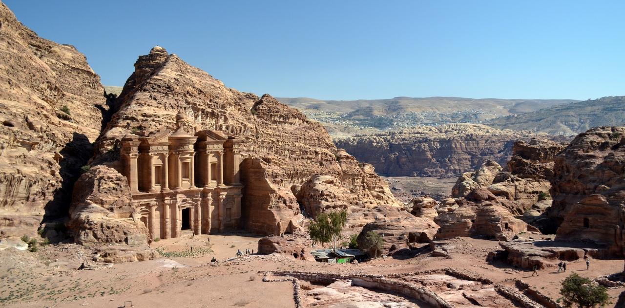 Jordánsko 2020 aneb Na skok (nejen) do Petry a Wadi Rum
