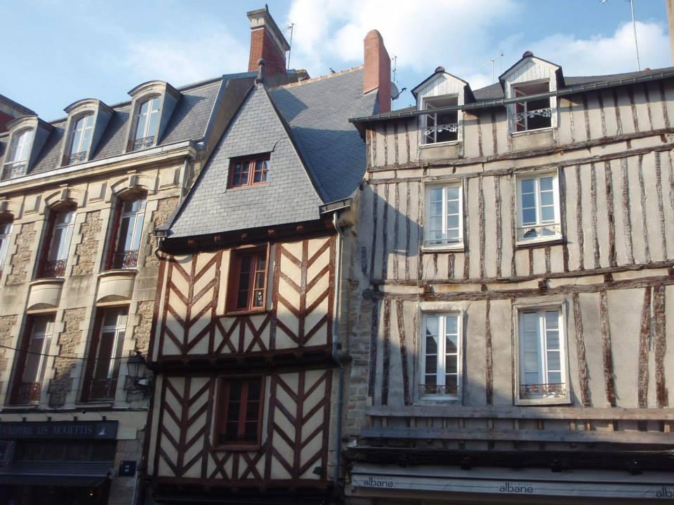Francouzský stopařský deník: 3) Nantes, Vannes a Carnac