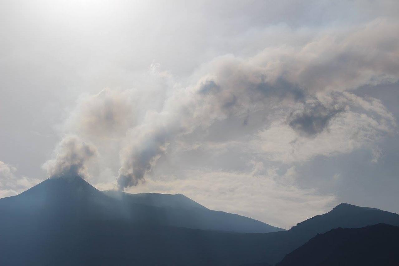 Cesta kolem Sicílie za 14 dní: 4) Etna
