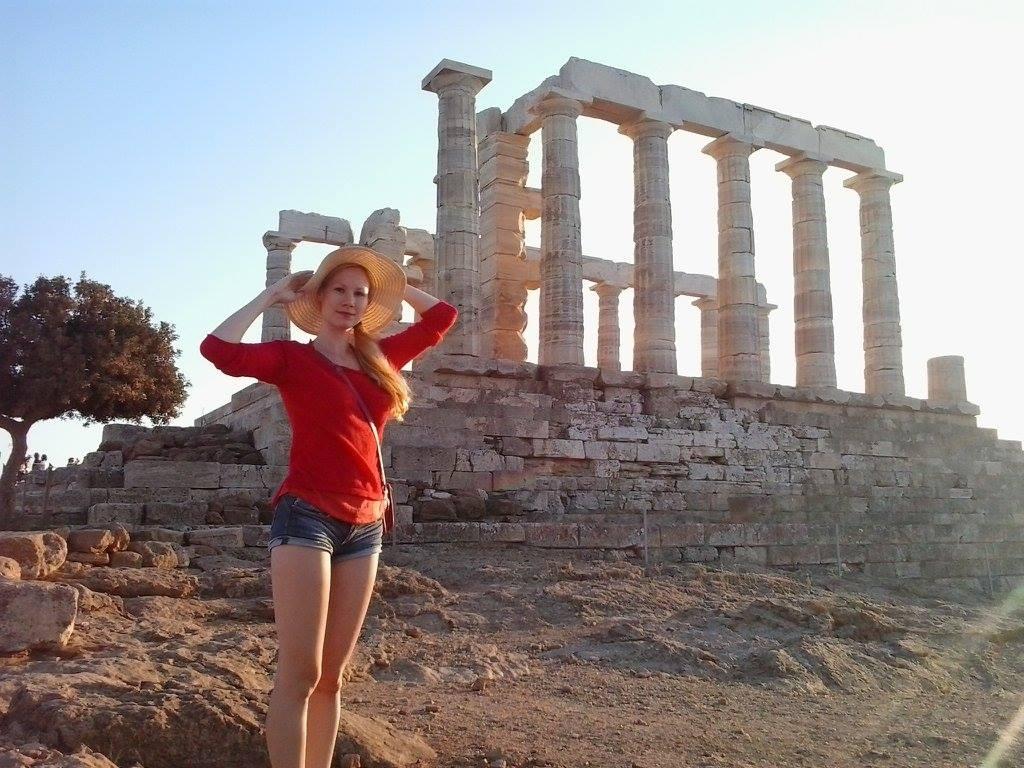 Řecký stopařský deník: 6) Athény