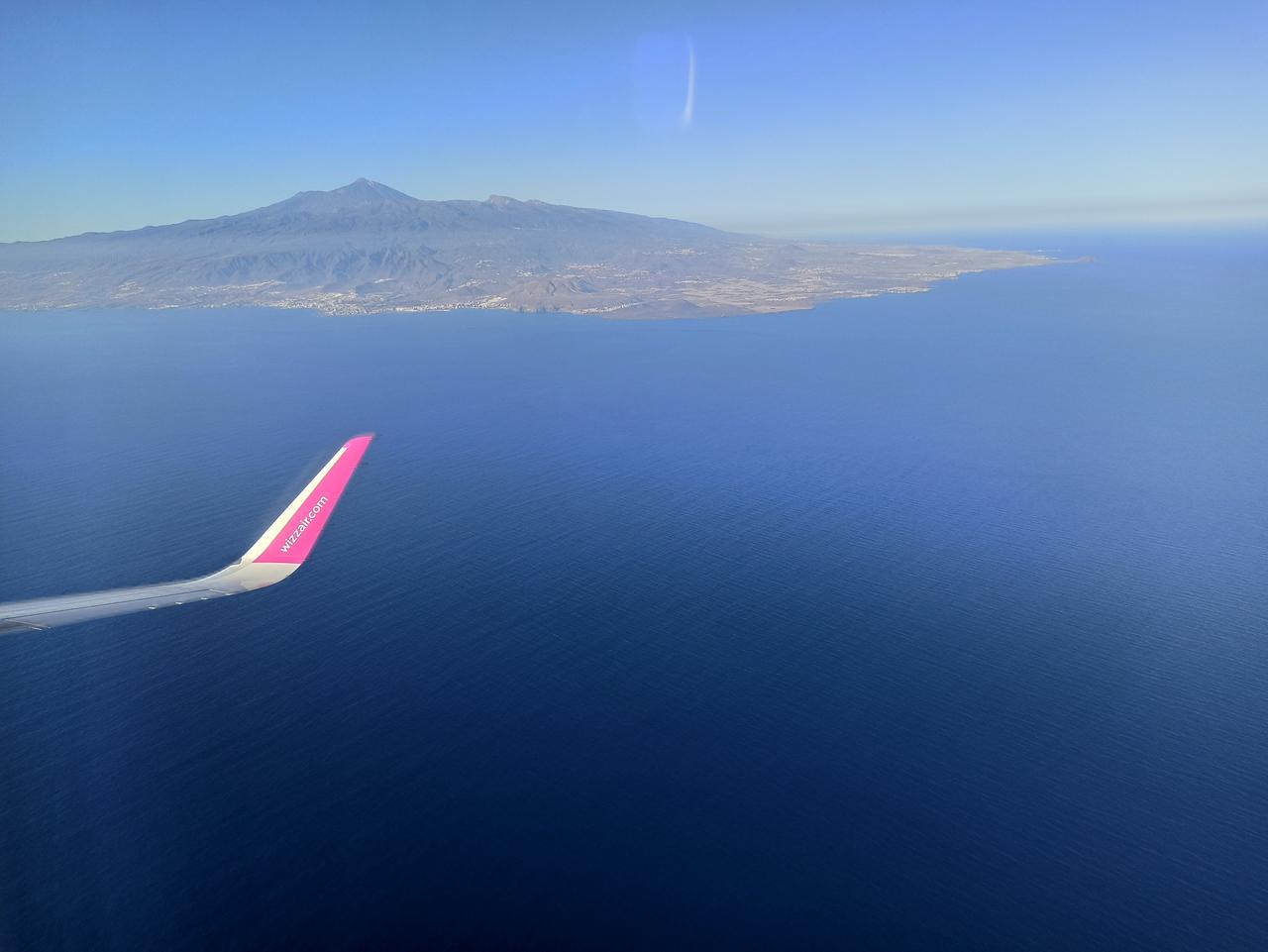 Kanárské ostrovy- Tenerife