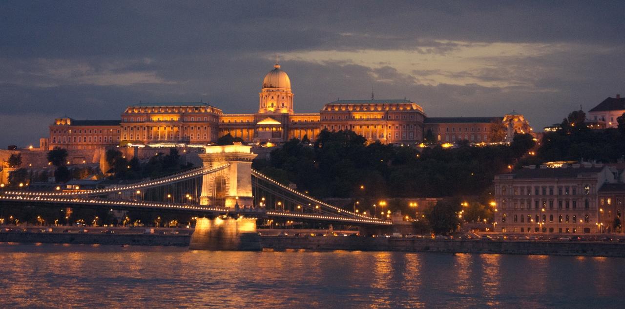 Budapešť week