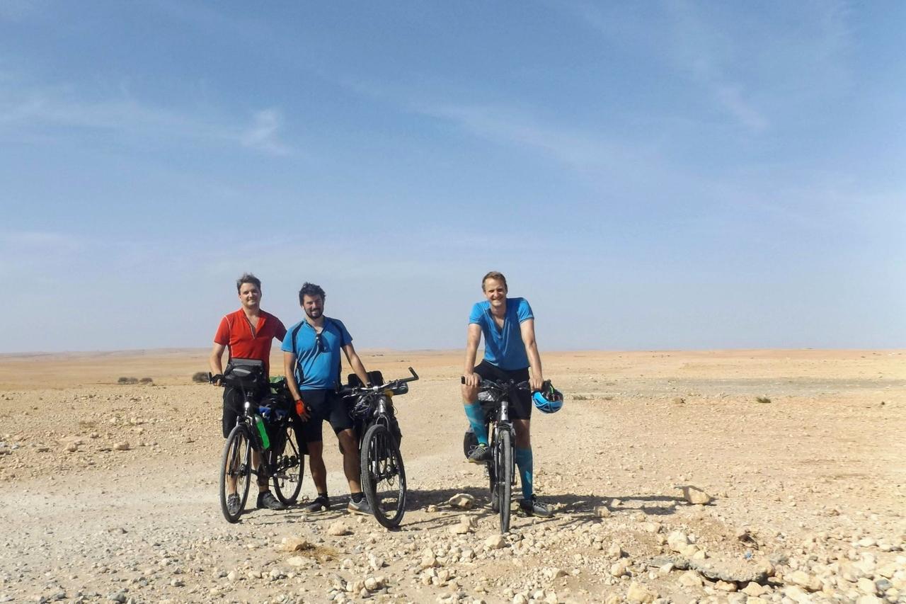 Po Maroku na kole